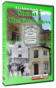Looking back at Stroud and the Five Valleys