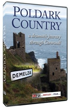 Poldark Country: a Dramatic Journey through Cornwall