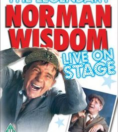 Norman Wisdom: Live On Stage (Cert U)