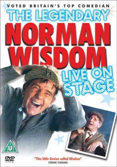 Norman Wisdom: Live On Stage (Cert U)