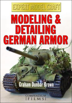 Modelling and Detailing German Armour