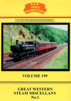 Great Western Steam Miscellany Part 1