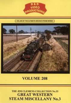 Great Western Steam Miscellany Part 3