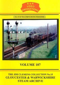 Gloucester & Warwickshire Steam Archive