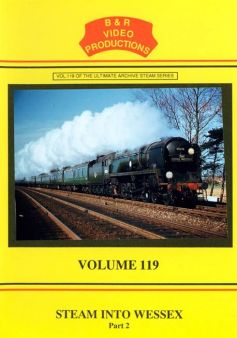 Steam Into Wessex Part 2