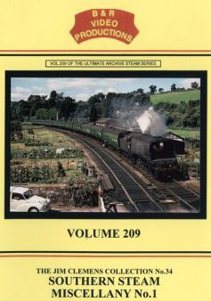 Southern Steam Miscellany Part 1
