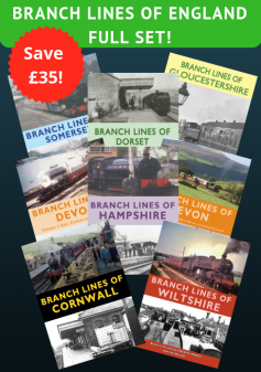 Branch Lines of England - Full Set (8 DVDs)