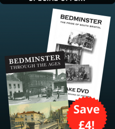 'Bedminster Through The Ages' and 'Bedminster: Pride of South Bristol' - Special Offer (2 DVDs)
