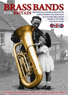 Brass Bands For Britain (2 DVDs)