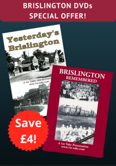 'Yesterday's Brislington' and 'Brislington Remembered' - Special Offer (2 DVDs)
