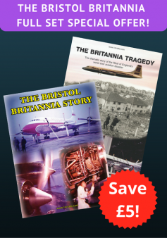 Bristol Britannia DVDs - Special Offer (2 DVDs)
