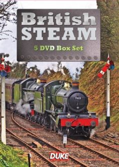 British Steam (5 DVDs)