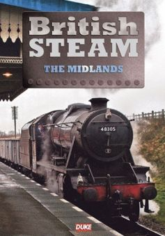 British Steam In The Midlands