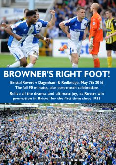 Browner's Right Foot!