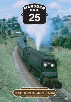 Southern Region Steam: Part 1