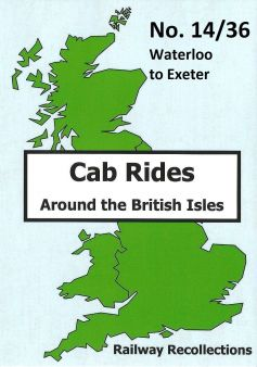 Cab Rides Around The British Isles (No. 14/36): Waterloo-Exeter (2 Discs)