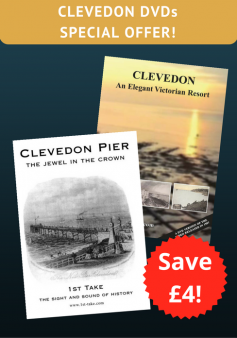 'Clevedon: Elegant Victorian Resort' and 'Clevedon Pier' - Special Offer (2 DVDs)