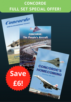Concorde - Full Set (3 DVDs)
