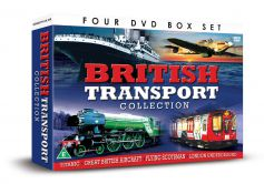British Transport Collection (4 DVDs)