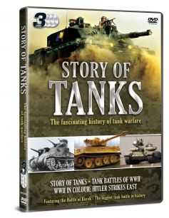 Story Of Tanks (3 DVDs)