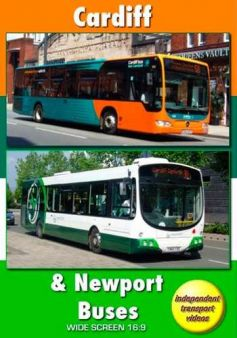 Cardiff and Newport Buses