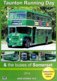 Taunton Running Day And The Buses Of Somerset