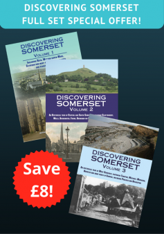 Discovering Somerset - Full Set (3 DVDs)
