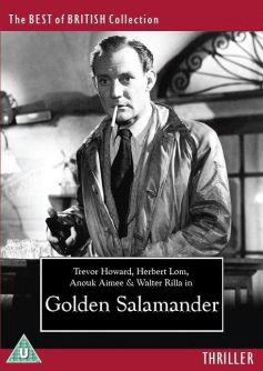 The Golden Salamander (Cert U)