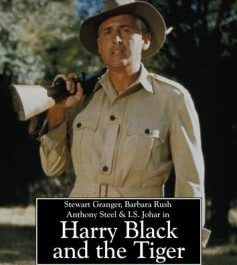 Harry Black And The Tiger (Cert U)