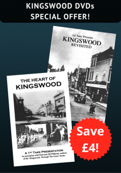 'Heart of Kingswood' and 'Kingswood Revisited' - Special Offer (2 DVDs)