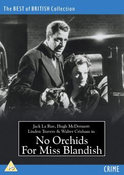 No Orchids For Miss Blandish (Cert PG)