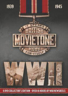 World War II: the British Movietone Newsreel Years (6 DVDs)