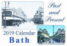 Past & Present: Bath 2019 Calendar