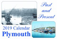 Past & Present: Plymouth 2019 Calendar