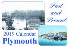 Past & Present: Plymouth 2019 Calendar