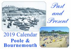 Past & Present: Poole & Bournemouth 2019 Calendar