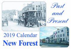 Past & Present: New Forest 2019 Calendar