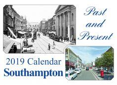 Past & Present: Southampton 2019 Calendar