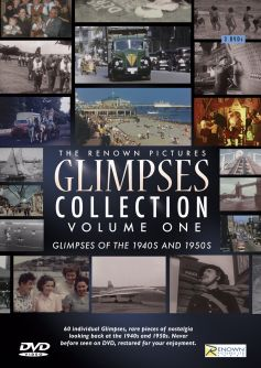 Glimpses Of The 1940s & 1950s (3 DVDs)