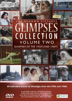 Glimpses Volume 2 (3 DVDs)