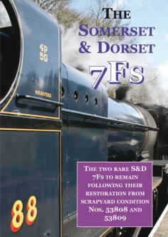 Great Steam Locomotives: Somerset & Dorset 7Fs 2-8-0s