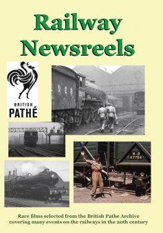 Railway Newsreels from British Pathe