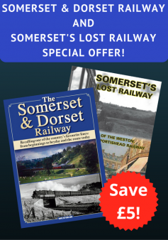 'The Somerset & Dorset Railway' and 'Somerset's Lost Railway' - Special Offer (2 DVDs)