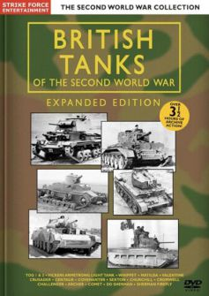 British Tanks Of The Second World War