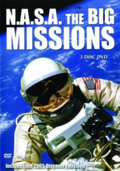 NASA: The Big Missions (3 DVDs)