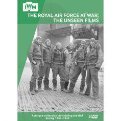 RAF At War: The Unseen Films (3 DVDs)