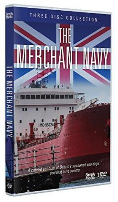 The Merchant Navy (3 DVDs)
