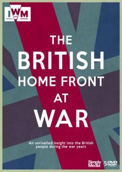 The British Home Front At War (5 DVDs)