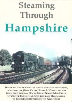Steaming Through Hampshire