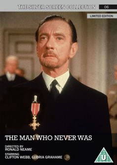 The Man Who Never Was (Cert U)